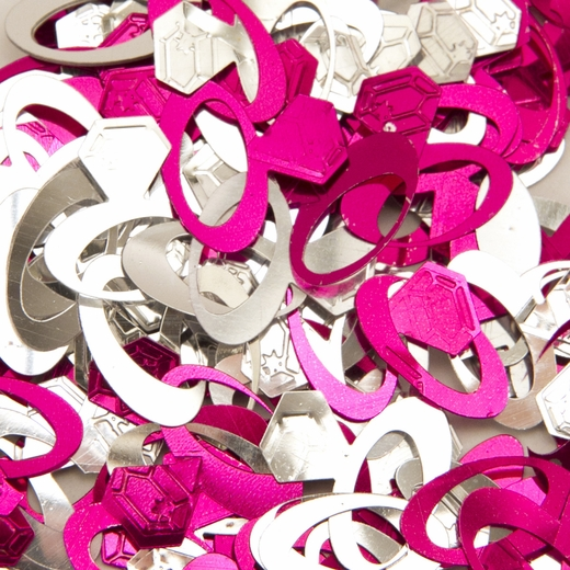 Wedding Ring Confetti