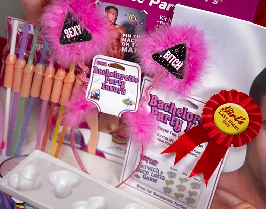 Ultimate Bachelorette Party Kit