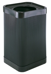 Safco At-Your-Disposal 38 Gallon Trash Bin - click to enlarge