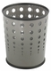 Safco Bubble Steel Wastebasket - click to enlarge