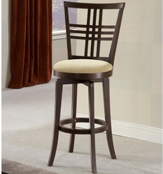 Hillsdale Tiburon Swivel Bar Stool - click to enlarge