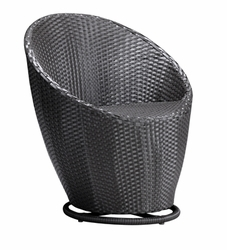 Zuo Outdoor Swivel Base Cabo Chair - click to enlarge