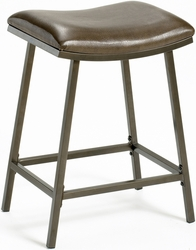 Hillsdale Saddle Counter with Nested Leg - 63725 - click to enlarge