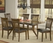 Hillsdale Arbor Hill Chestnut 7-Piece Dining Set - 4232DTBC7