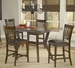 Hillsdale Arbor Hill 5-Piece Counter Height Table Set - 4232GTBS