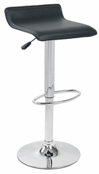 Lumisource Ale Barstool with Black Seat - click to enlarge