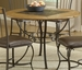 Hillsdale Lakeview Round Dining Table - 4264DTBRD