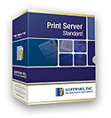 Loftware 030756NT Print Server Standard Edition Software (8 Printer Seats, 2 Client Seats, Annual Support Contract)