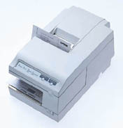 Epson TM-U375 Receipt/Journal Validation/Slip Printer