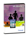 Datacard 571897-024 ID Works Basic v6.5 upgrade for customers using ID Works Intro (any version)
