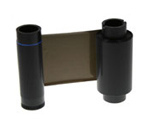 Magicard M9005-756 Black & Overcoat (KO) dye film (LC6), 600 images.   For use with Tango 2e/Rio 2e Printer