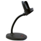 """Honeywell STND-22F00-001-6 Xenon 1900 Cup Stand: gray, 22cm (9"""") height, flexible rod, weighted base.   For use with the 1900 Scanners.  Replaces part# STND-22F00-001-4"""