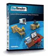 BarTender BT-EA20 Enterprise Automation (20 Printer License, Unlimited Users, Version 10.1)