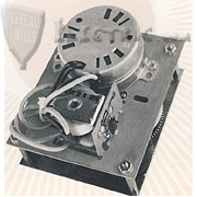 TORK 36 RESERVE POWER TIMING MECHANISM: 120V, 60HZ