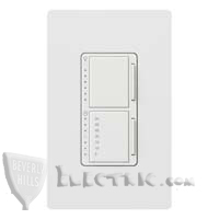 Lutron MA-L3T251 Maestro Dual Dimmer/ Timer Control (Two Loads)