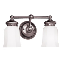 Hudson Valley 1372 Brentwood Two Light Bath Vanity