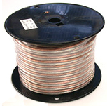 16 Gauge Speaker Wire Cable, 16-2 Speaker Cable (250 Feet)