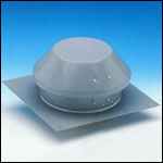 Fantech RE Series and REC Series Roof Exhausters Attic Ventilation