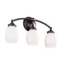 Hudson Valley 6823 Northridge Three Light Bath Vanity Fixture