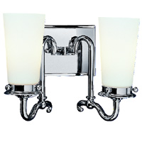 Hudson Valley 5272 Lincoln Two Light Bath Vanity Fixture