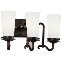 Hudson Valley 5273 Lincoln Three Light Bath Vanity Fixture