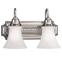 Hudson Valley 5012 Classic Two Light Bath Vanity