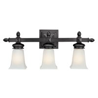 Hudson Valley 2823 Cumberland Three Light Bath Vanity