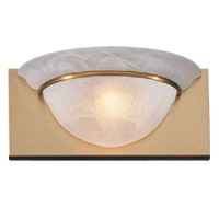 Hudson Valley 1101 Booth One Light Bath Vanity