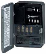 Intermatic ET105C Energy Controls - Electronic Time Switches - 24 Hour Electronic