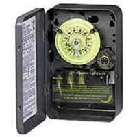 Intermatic T1471BCR Timer 4PST 40A 125V T-SW