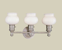 Hudson Valley 2103 Providence Three Light Bath Vanity Fixture