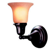 Hudson Valley 581 Edison One Light Wall Sconce