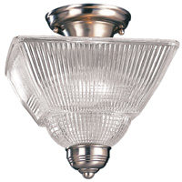 Hudson Valley 4532 Majestic Square Two Light Semi-Flush Mount