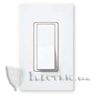 Lutron CA-3PSNL Claro 3-Way Switch w/ Night Light