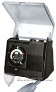 Intermatic P1131 Portable Outdoor Timer and Heavy-Duty Outdoor Timer