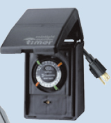 Intermatic P1100 Series Portable Outdoor Timers and Heavy-Duty Outdoor Timers