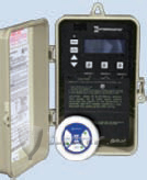 Intermatic PE153PW P1353ME and NEMA 3R Enclosure with Available Option, PE100 Series