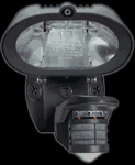 RAB STL360Q1 150 Watt Super Stealth Swoop Motion Sensor and Flood Light