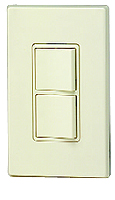 Leviton 5643 Two Decora 3-Way Switches