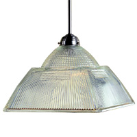Hudson Valley 4520 Majestic Square One Light Pendant