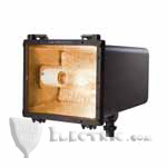 Intermatic FL100HPS 100 Watt High Pressure Sodium/ Floodlight