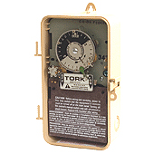 TORK 7000Z Series, Astronomic Time Switches, With Skip-A-Day Feature, Reserve Power Optional