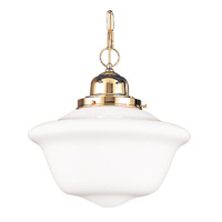 Hudson Valley 1612 Edison One Light Pendant