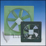 "Fantech FADE 8-4 Low Silhouette Axial Fans 8"" Impeller, 304 CFM, 115V/1 phase/60 Hz"