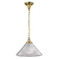Hudson Valley 10 Edison One Light Pendant with Glass Option