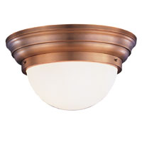Hudson Valley 3219 Pullman Three Light Flush Mount