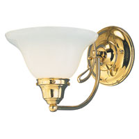 Hudson Valley 417 Bracket Gallery One Light Wall Sconce