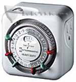 Intermatic TN311C Heavy-Duty Grounded Timer