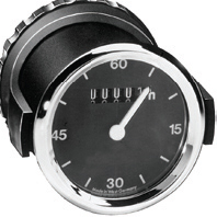 Intermatic DC Hour Meter (Non-Reset Type) and Accessories