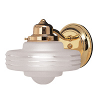 Hudson Valley 7601 Diner One Light Wall Sconce